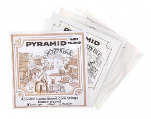 Bilde av Pyramid Western Folk Polished 012-054